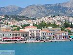 Aankomst aan de haven van Chios stad - Eiland Chios