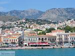 Chios stad haven - Eiland Chios