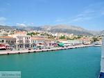 Chios stad, aan de haven - Eiland Chios