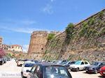 De oude vesting van Chios stad - Eiland Chios