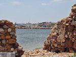 Doorkijk haven Chios stad - Eiland Chios