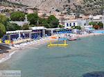 Aan het strand van Daskalopetra - Eiland Chios