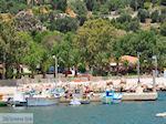 Hoge bergen achter Daskalopetra - Eiland Chios