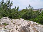 Het Cybele Heiligdom in Daskalopetra - Eiland Chios