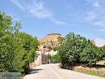 De weg naar Volissos - Eiland Chios