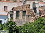 Oude huizen in Volissos - Eiland Chios