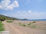 Zandweg aan de westkust - Eiland Chios