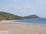 Strand aan de westkust - Eiland Chios
