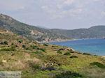 Aan de bergachtige westkust - Eiland Chios