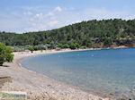 Kiezelstrand westkust - Eiland Chios