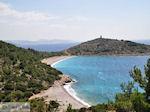 Rustige stranden in de westkust - Eiland Chios