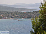Bij het plaatsje Lithio in de westkust - Eiland Chios