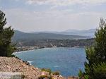 Nabij Lithio westkust - Eiland Chios