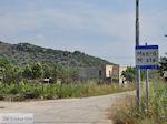 Mesta, een van de mastiekdorpen - Eiland Chios