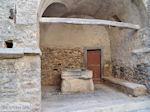 Binnenplaats Mesta - Eiland Chios