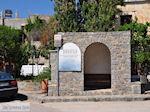 De bushalte van Mesta - Eiland Chios
