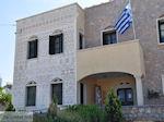 Het gemeentehuis van Pyrgi - Eiland Chios