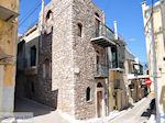 Traditioneel stenen huis in Pyrgi - Eiland Chios