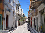 Straatje in Pyrgi - Eiland Chios