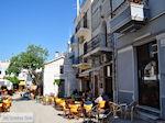 Het centrale dorpsplein in Pyrgi - Eiland Chios