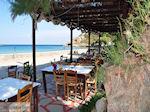Taverna aan strand Emborios - Eiland Chios