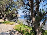 Het zwarte kiezelstrand van Emborios - Eiland Chios