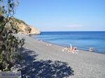 Het zwarte strand van Emborios - Eiland Chios