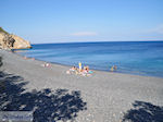 Zwart kiezelstrand Emborios - Eiland Chios