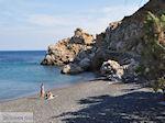 Mavra Volia strand in Emborios - Eiland Chios