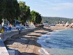 Taverna's aan strand Katarraktis - Eiland Chios