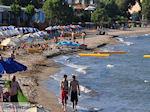 Schitterend zandstrand Karfas - Eiland Chios