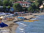 Het gezellige Karfas strand - Eiland Chios