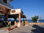 Karatzas apartments aan het strand van Karfas - Eiland Chios