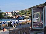 Karfas, het meest toeristisch plaatsje van Chios - Eiland Chios